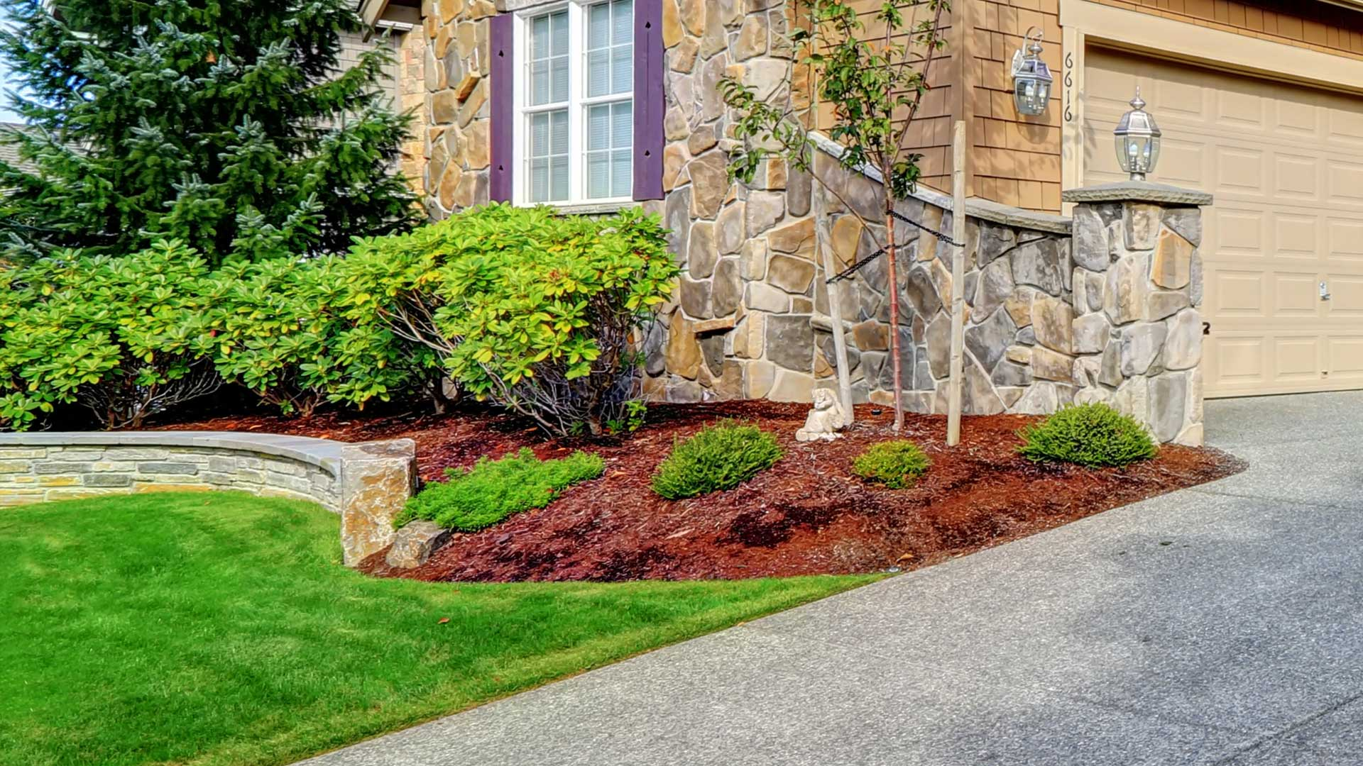 Areas that we service for lawn care and landscaping services in the New Paltz, NY.